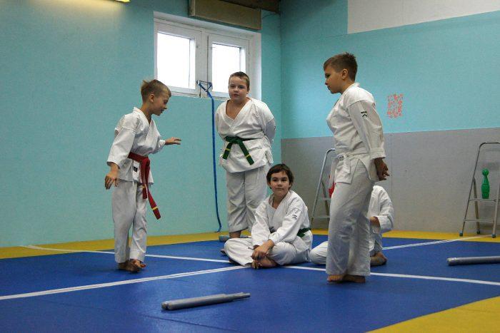 Школа айкидо OldSchool в Зеленограде - Боккенбол осень 2017